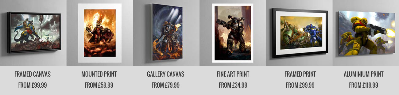 warhammer art the official collection of iconic artwork