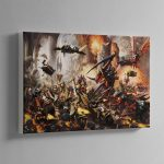 BEHEMOTH – Canvas Print
