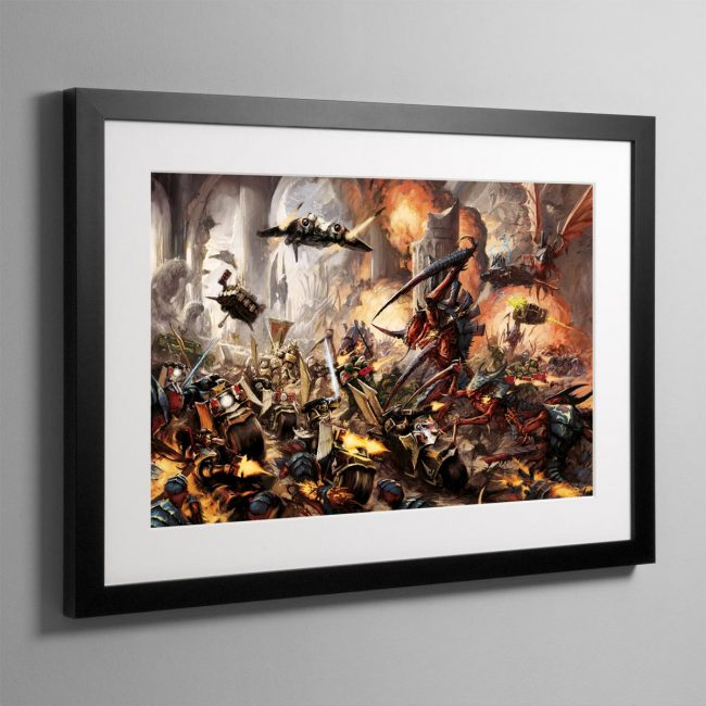 BEHEMOTH – Framed Print