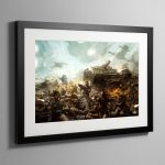 CADIAN SHOCK TROOPS – Framed Print