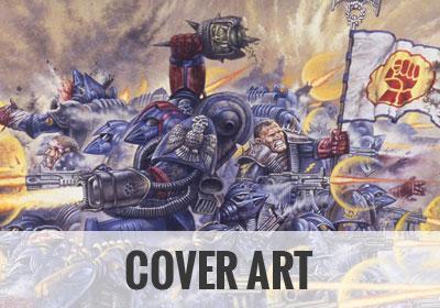 Cover Art - Warhammer Art