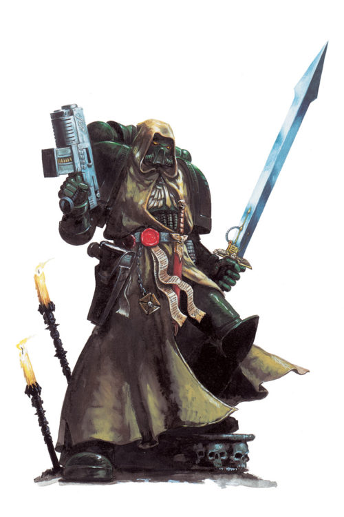 A Dark Angels Space Marine Veteran.f