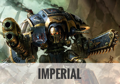 Imperial - Warhammer Art