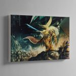 THE EMPEROR OF MANKIND – Canvas Print