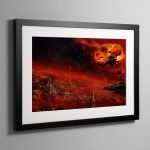 ASPHODEX – Framed Print