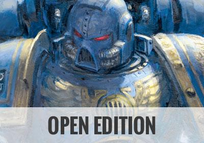 Open Edition - Warhammer Art