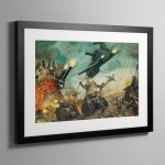 APOCALYPSE – Framed Print