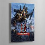 DAWN OF WAR 2 – CHAOS RISING – Aluminium Print