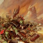 WAAAGH! THE ORKS
