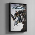 SPACE MARINE – Famed Canvas