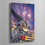 SPACE WOLF TERMINATORS – Aluminium Print