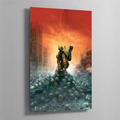 Aluminium Print - Warhammer Art