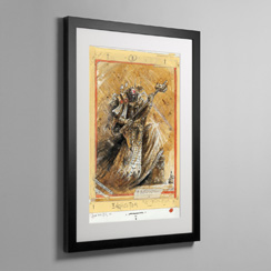 Framed Print - Warhammer Art