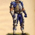 BLOOD BOWL HUMAN