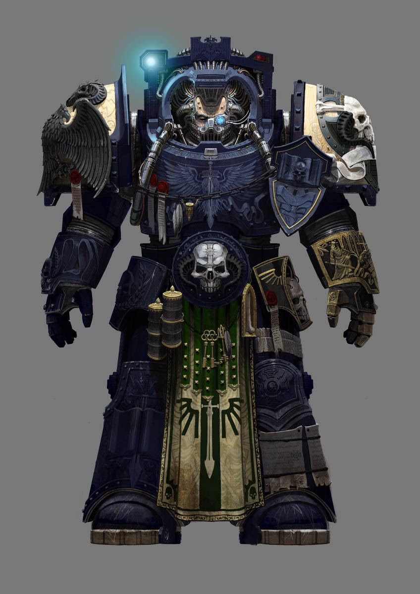 deathwing 40k art - photo #17
