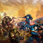 Ulramarines vs Death Guard