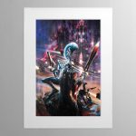 3rd Eldar Codex – Mounted Print