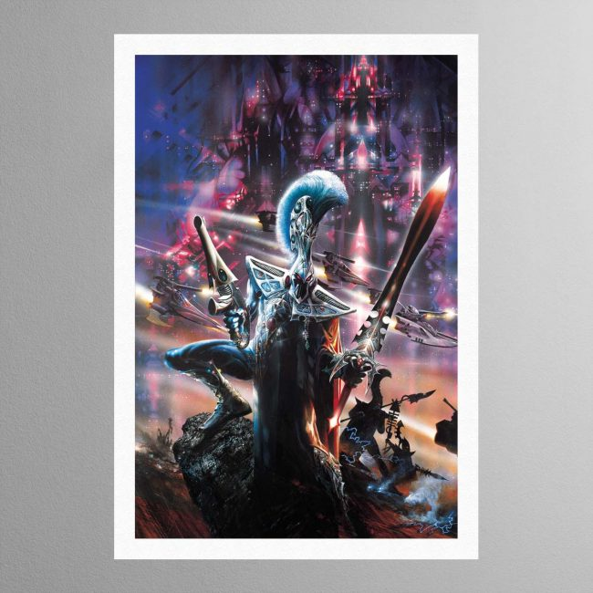 3rd Eldar Codex – Print