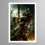 A Dark Angels Veteran – Print