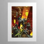 A Necron Dynasty – Mounted Print