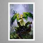 Alarielle the Everqueen – Print