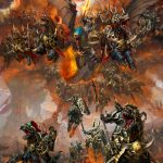 Archaon Everchosen and the Varanguard