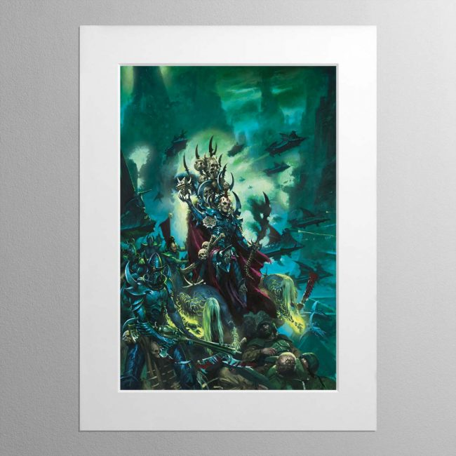 Archon – Mounted Print