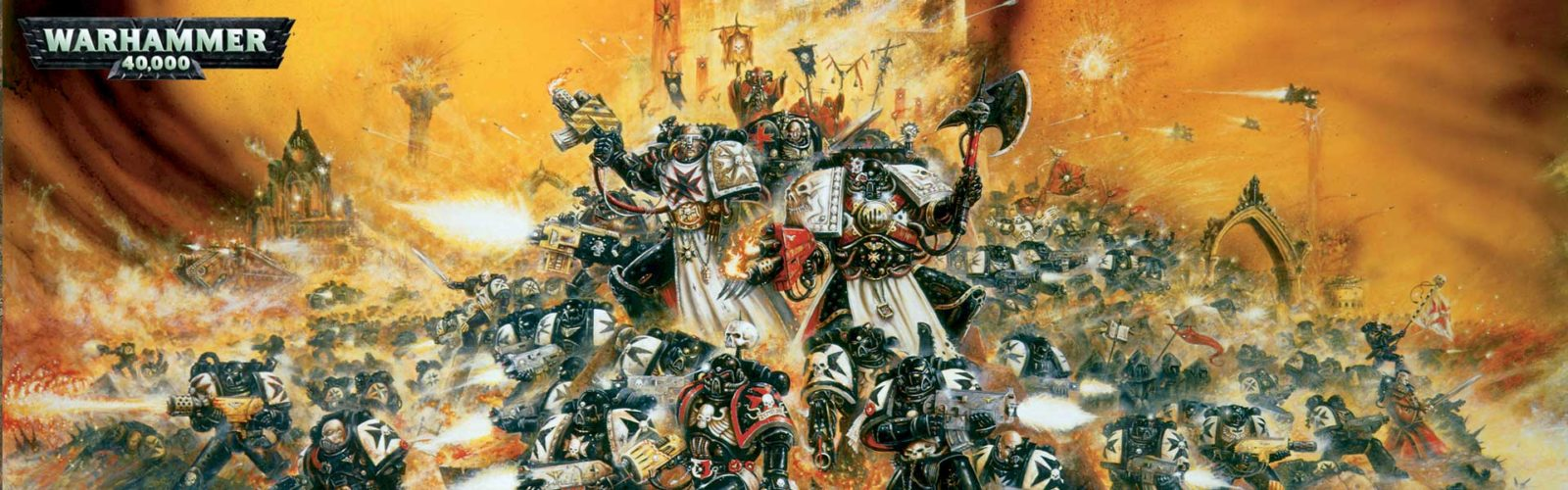 Black Templars - Slide