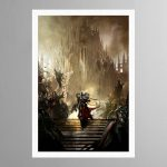 Blood Of The Martyrs – Print