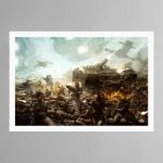 Cadian Shock Troops – Print