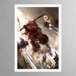 Commander Farsight – Print