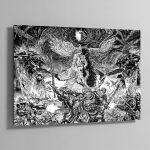 Dark Imperium – Aluminium Print