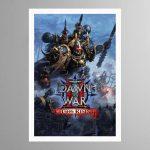 Dawn Of War 2 – Chaos Rising – Print
