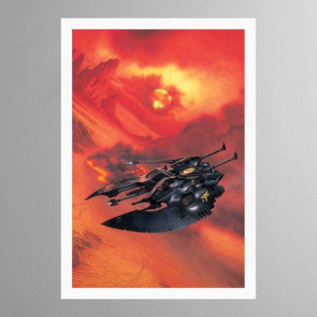 Falcon Grav Tank – Print
