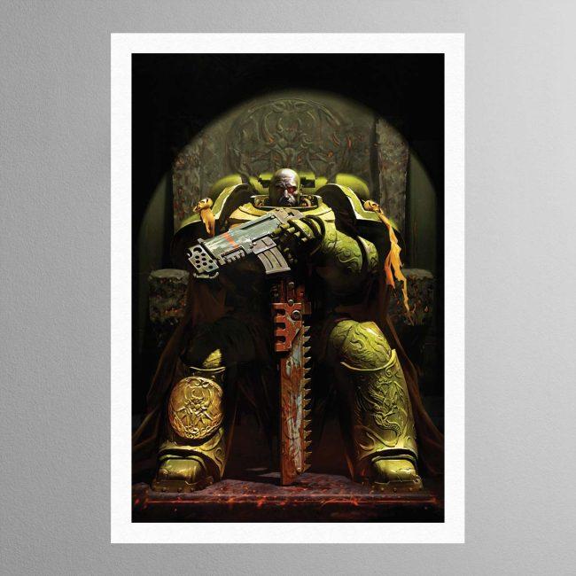Firedrake – Print