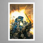 For The Emperor – Print