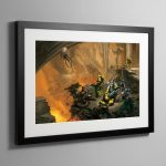 Glory of the Chapter – Frame Print