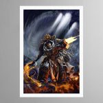 Grand Master Voldus – Print