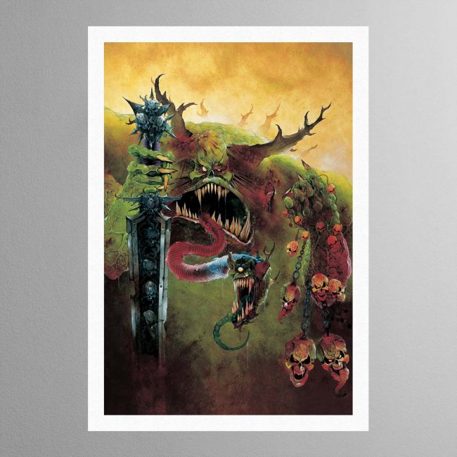 Great Unclean One – Print