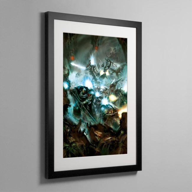 Grey Knights – Frame Print