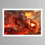 Grimnir and Vulcatrix – Print
