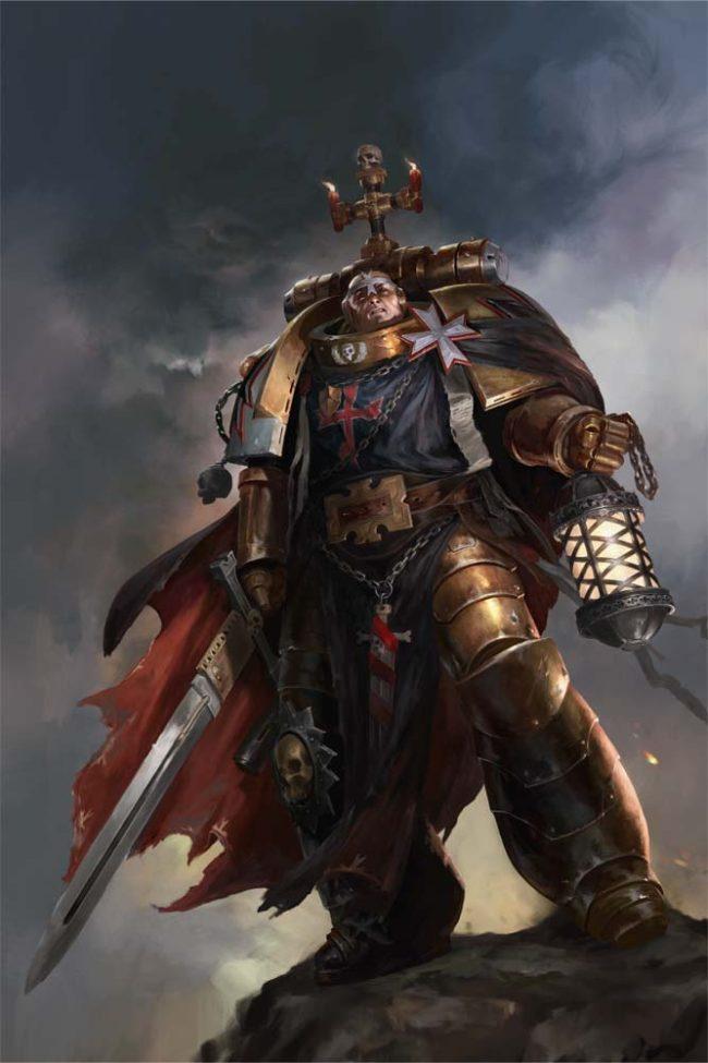 High Marshal Helbrecht