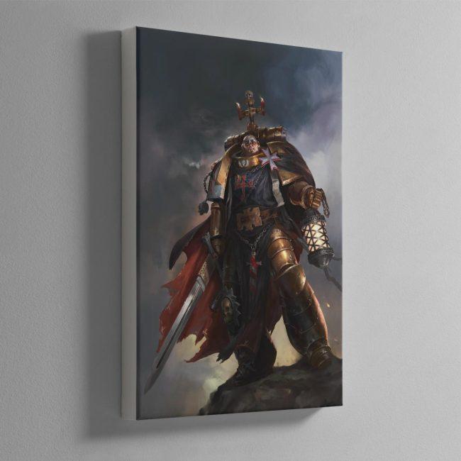 High Marshal Helbrecht – Canvas