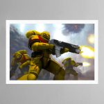 Imperial Fists – Print