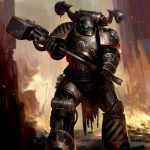 Iron Warriors Chaos Space Marine