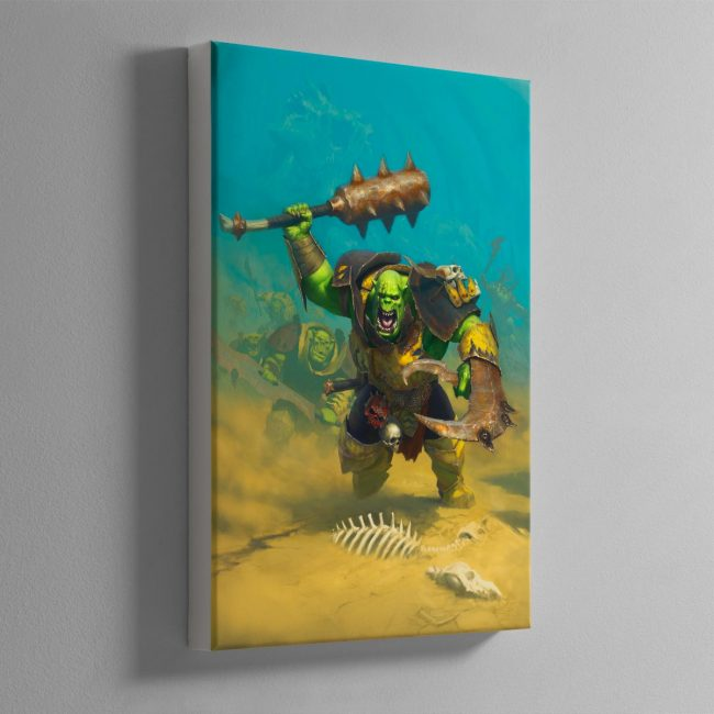 Ironjawz – Canvas