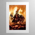 Korghos Khul – Mounted Print