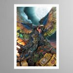 Lord Of Change – Print