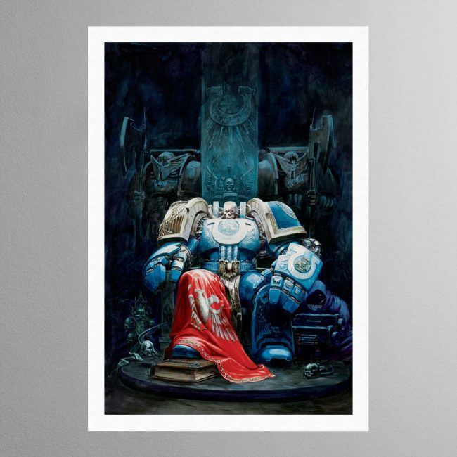 Marneus Calgar – Print