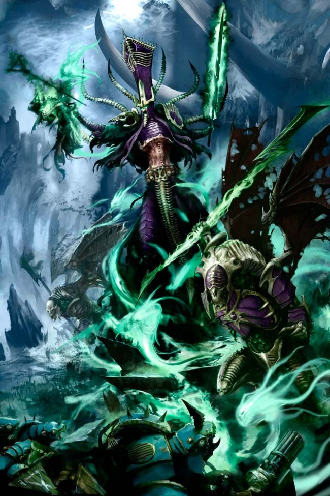 Nagash, Lord of the Undead
